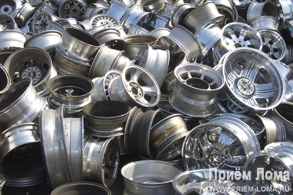 вывоз черного металла в Долгопрудный